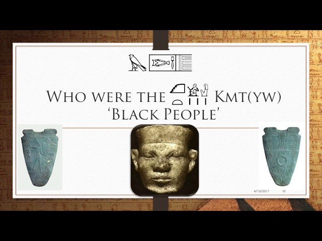The Ancient Afrikan Origins of Pan-Afrikanism - A Textual Analysis