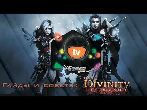 Гайд и советы Divinity Original Sin | Как играть в Divinity Original Sin (Guide)