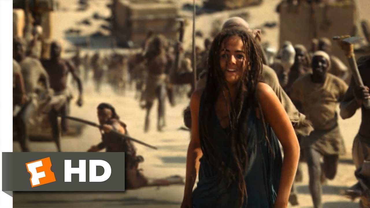 10,000 BC (10/10) Movie CLIP - You Will Not Have Her (2008) HD