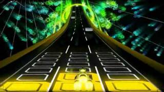 Bear McCreary - All Along The Watch Tower in AudioSurf