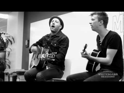 """Mat Kearney """"Ships In The Night"""" - Pandora Whiteboard Sessions"""