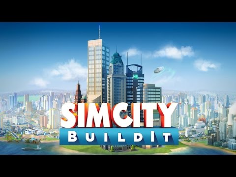 SimCity BuildIt (by Electronic Arts) - iOS / Android - HD (Sneak Peek) Gameplay Trailer