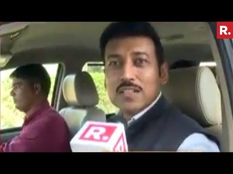 New Sports Minister Rajyavardhan Singh Rathore Speaks To Republic TV