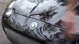 Super Rare 2006 Jaguar XKR Victory Edition roadster walk around and test drive