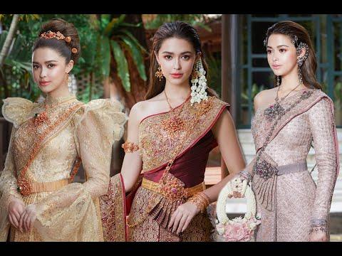 FINALE WEDDING STUDIO แพทริเซีย กู๊ด สวยสง่า ดุจดั่งนางวรรณคดีไทย