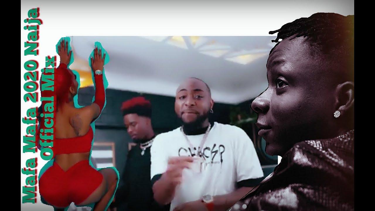 Download Mafa Mafa 2020 Naija (Official Mix) DjSwagg4Real Ft Davido, Teni, Wizkid, Burna Boy, Cardi B & More