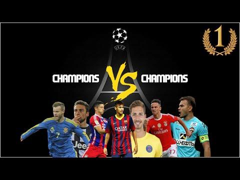 Les Experiences FM #2 - Champion vs Champion