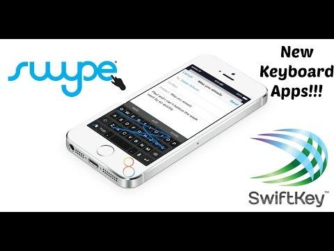 Ios Swiftkey And Swype Keyboard Apps
