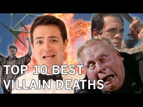 Top 10 Best Bond Villain Deaths