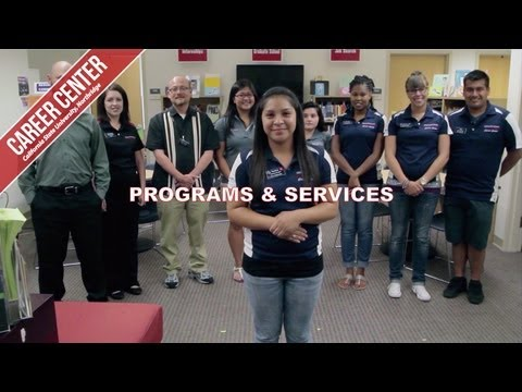 CSUN Career Center's Programs & Services