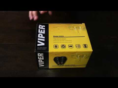 Viper 3105v Car Alarm System from YouTube · Duration:  2 minutes 6 seconds