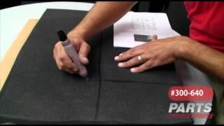 Dayton Audio Br-1  Speaker Kit Assembly Video 2/2