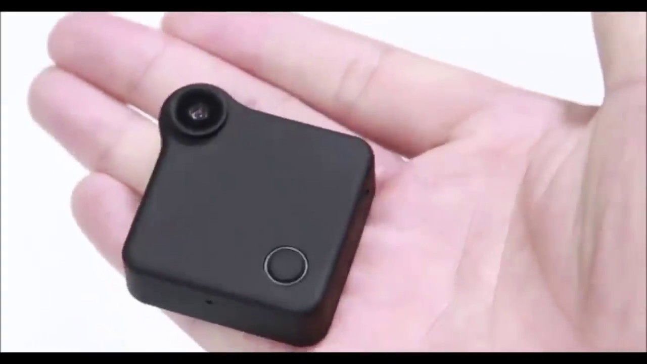 😱 OMG! This mini wireless IP camera is TOO cool!!📹📸