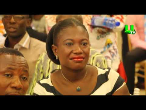Work hard to improve standard of service delivery - Outgoing Korle-Bu CEO tells staff
