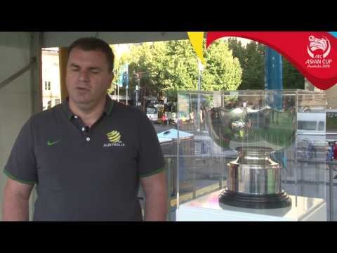 Postecoglou discusses AFC Asian Cup
