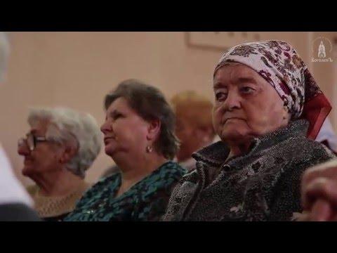 Концерт ко Дню Победы в Доме интернате для престарелых и инвалидов