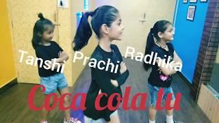Coca cola Luka chuppi  kartik A Kriti S Tony kakkar Neha kakkar Kids Dance in Mj Dance Academy