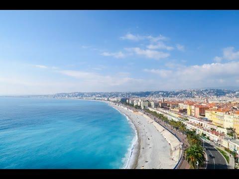 Nice Travel Video: France Luxury Travel Vlog 2017