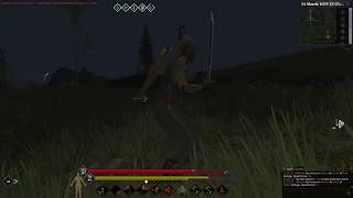 Life is Feudal MMO PvP Gruenthal Robbery Squad vs Rungholdt 21.09.2019 Part 2