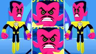 Teen Titans GO Figure How to Get Sinestro (Cartoon Network Games for Kids)