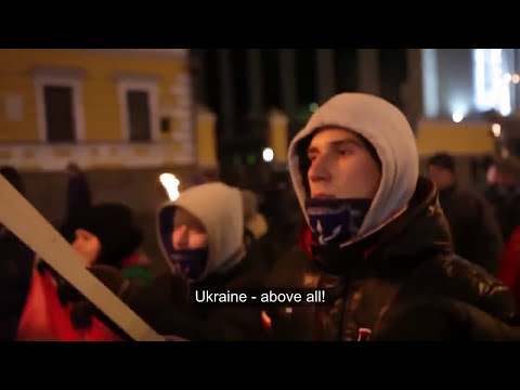 Ukraine Crisis Today: Democracy caught on camera (Mass murder at the heart of Europe)