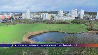 Yvelines | Le quartier des Musiciens aux Mureaux va être rénové
