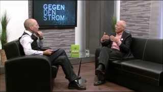 Gegen den Strom im Interview mit Rüdiger Dahlke   Peace Food