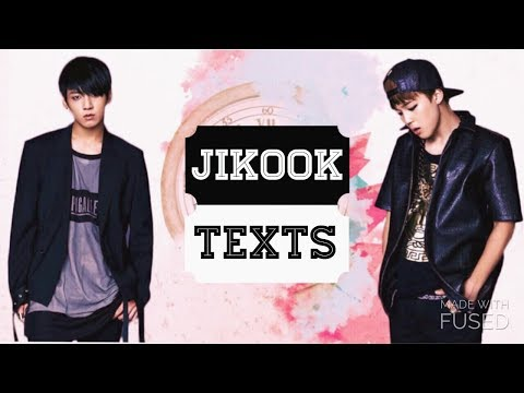 Jealous ( jikook texts ) #26