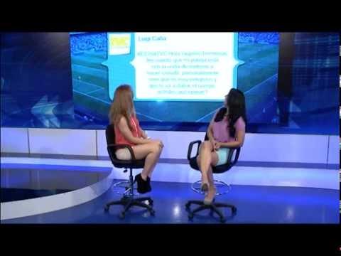 TVC #ElChatTVC - Chat De Fitness Con Isabel Zambrano Y Loren Mercadal