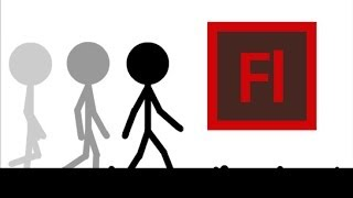 How To Create A Walking Stickman In Adobe Flash Using Bone Tool