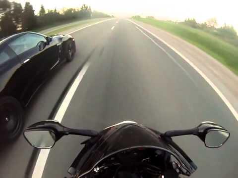 hqdefault - Quem leva a melhor GSXR 1000, YZF R1 ou Nissan GTR ?