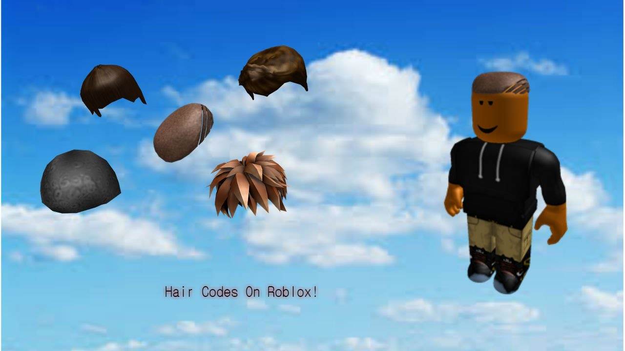 Roblox Hair Codes Youtube