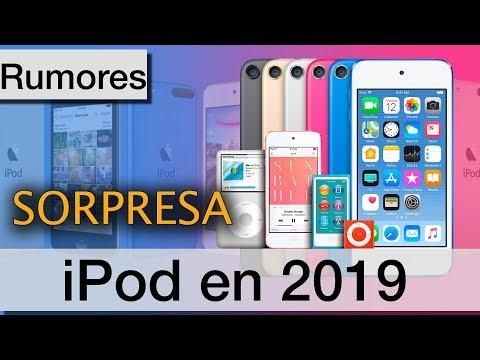 Apple podría presentar un iPod nuevo en 2019 |Rumores y noticias