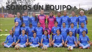01 SEL FEMENINA FUTBOL 2018 Infantil