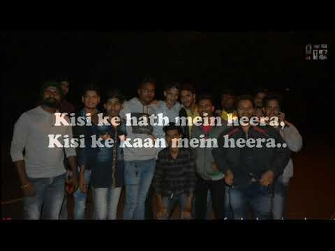 Tum Jaise Chutiyo ka sahara hain doston new friendship song/ Editor By Shiva  Aneraye  my editing
