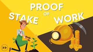 Proof of Work vs. Proof of Stake | What Is The Difference?