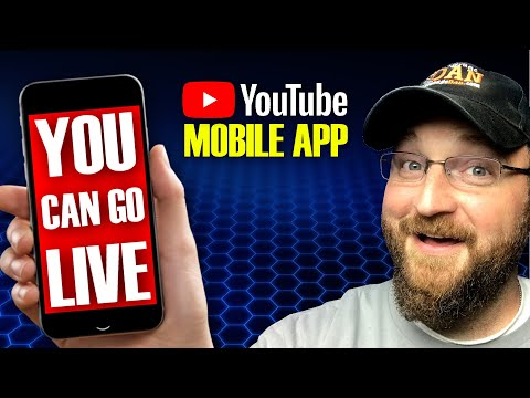 How to Mobile Live Stream on YouTube in 2018