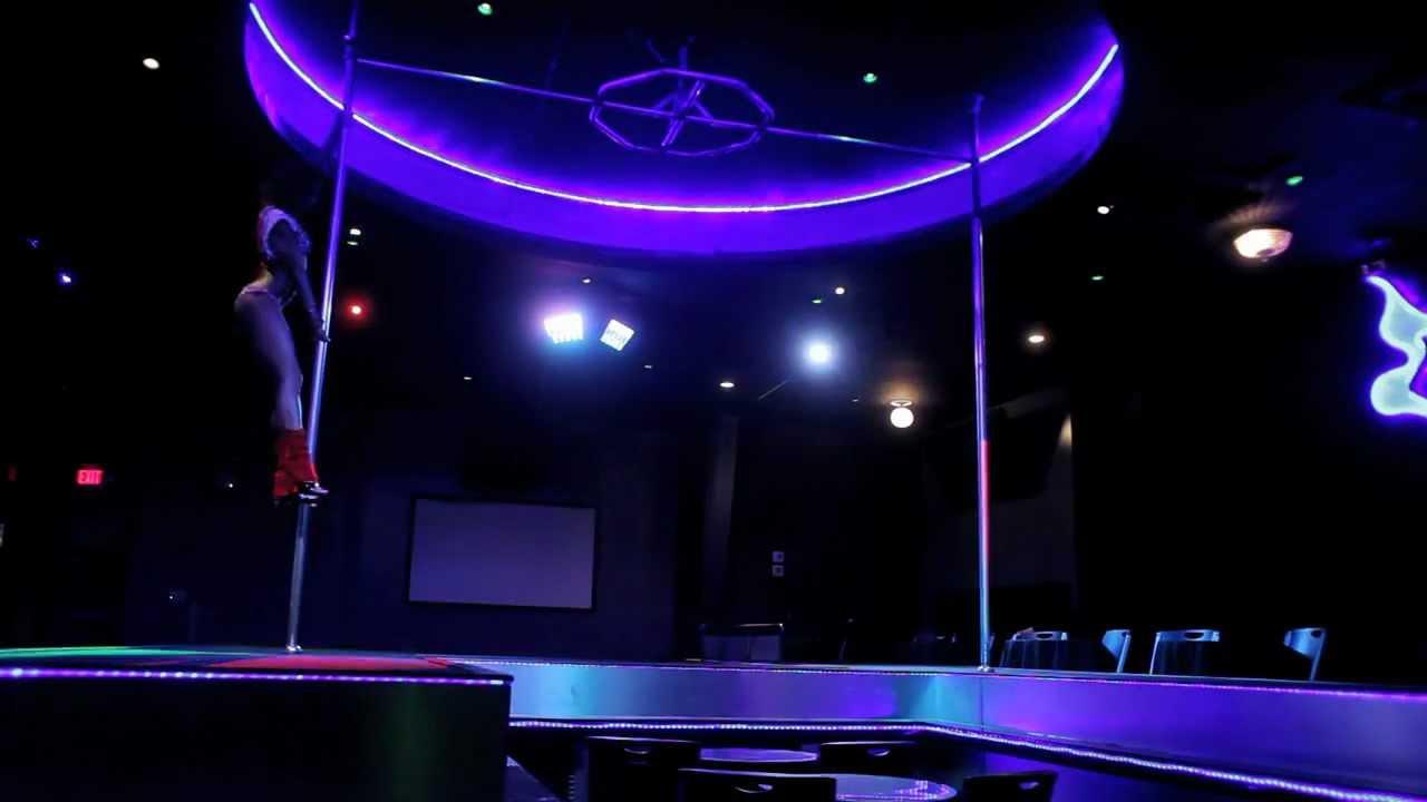 The bustop strip club