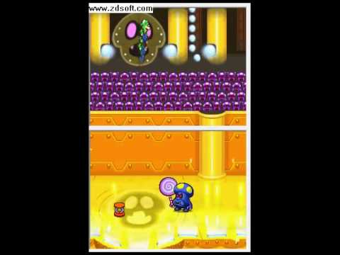 Mario And Luigi Partners In Time Boss Shrooboid Brat Youtube