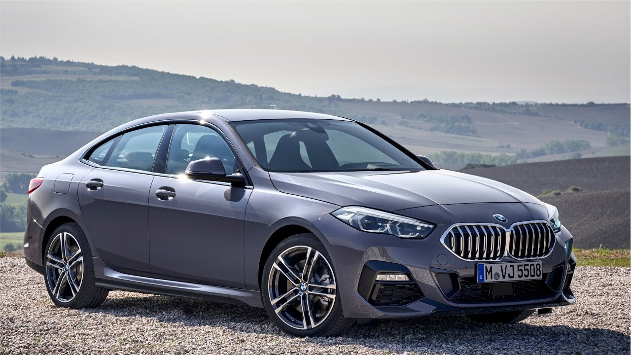 2020 Bmw 2 Series Gran Coupé F44 The New Four Door Coupe Youtube