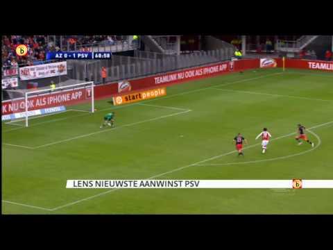 Jeremain Lens van AZ naar PSV