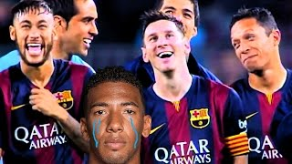 LEO MESSI - LA CADERA DE BOATENG (CANCION PARODIA)