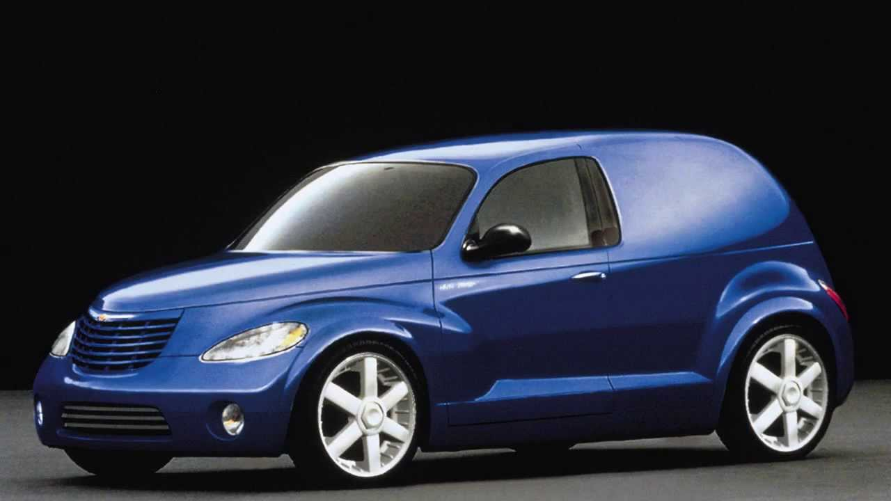 Chrysler Panel Cruiser 2000 Concept
