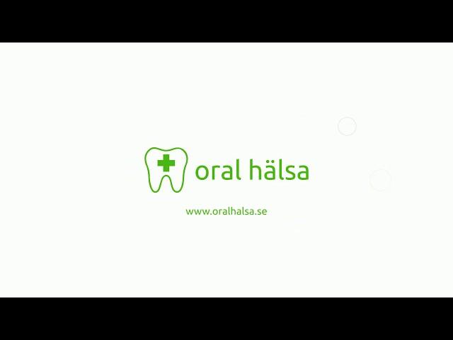 Oral hälsa - Intro