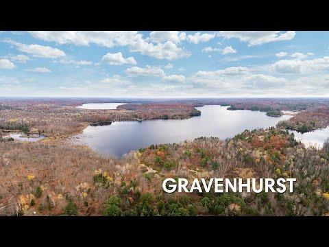 Gravenhurst Real Estate | Aerial Video | Barrie Video Tours 2619
