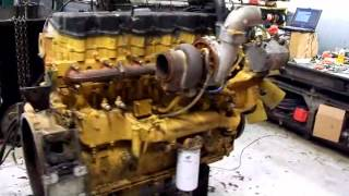 caterpillar c15 engine service manual