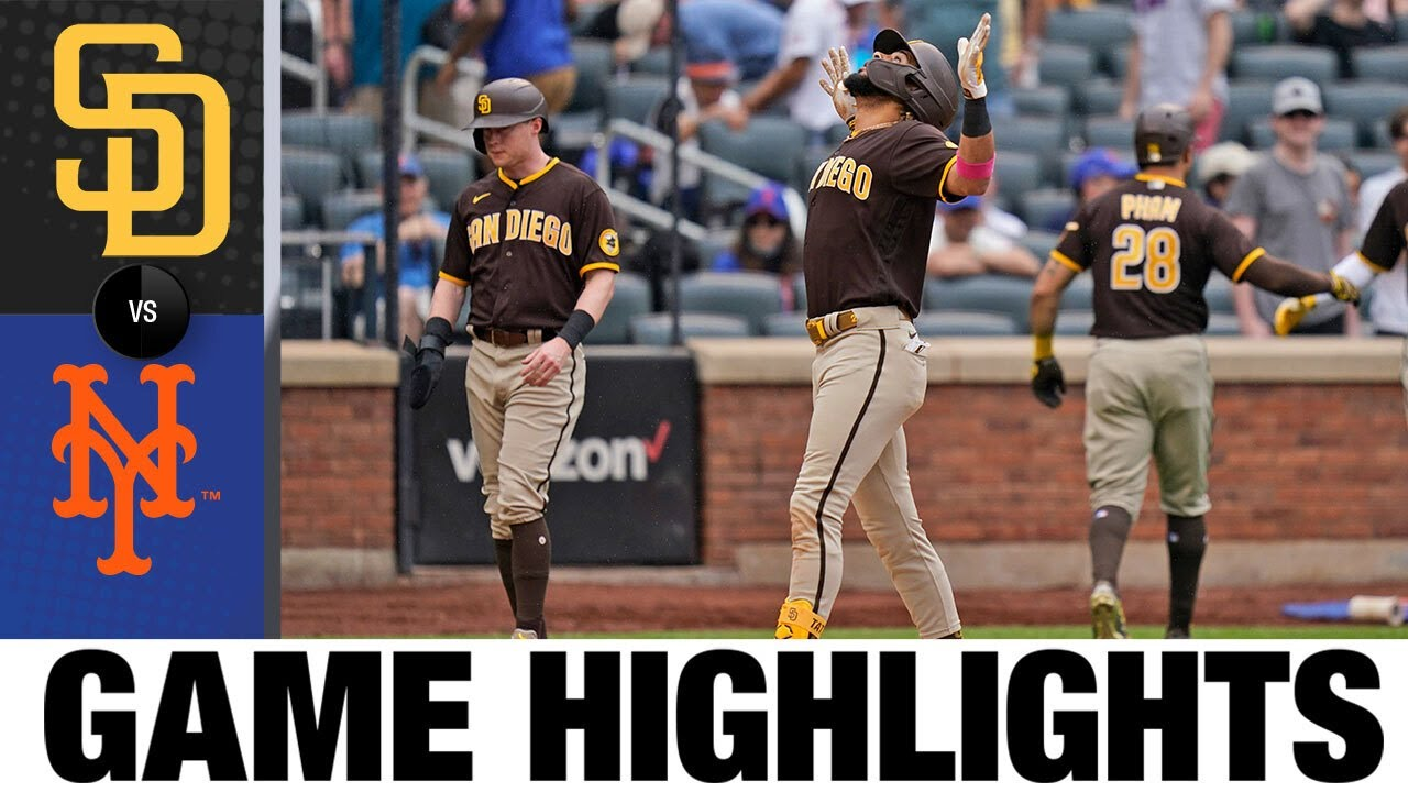 Download Padres vs. Mets Game Highlights (6/13/21) | MLB Highlights