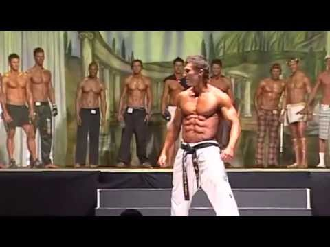 Mr Fitness South Africa 2010