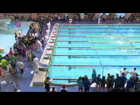 Lancashire County Swimming Championships 2017 Session 5