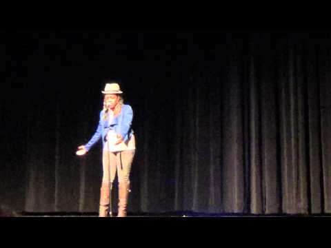 """""""How to win Poetry Out Loud""""  - Zariah C.A.M"""